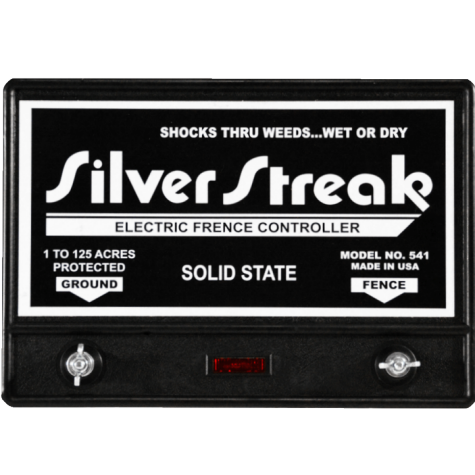 Fence Charger - Silver Streak - 20 Mile - 541